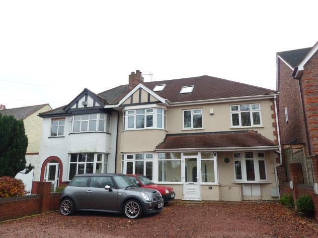5 Bedrooms Semi Detached House for sale in Foley Road West,Streetly,Sutton Coldfield