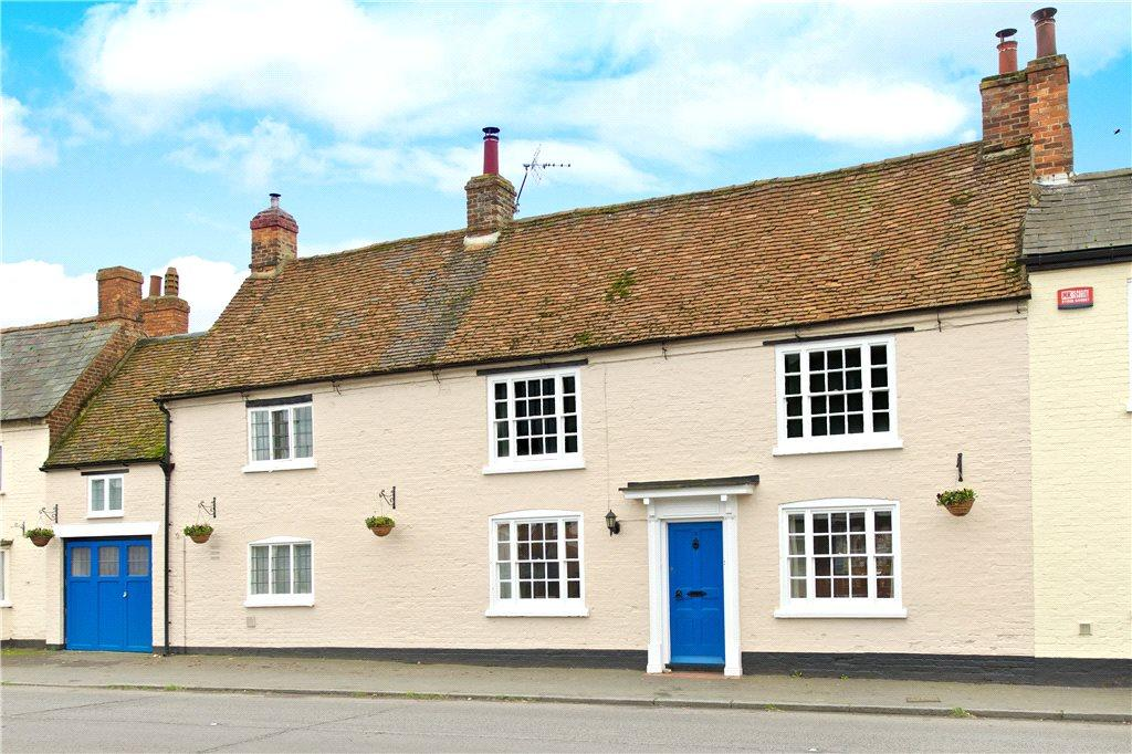 4 Bedrooms Terraced House for sale in High Street, Great Horwood, Buckinghamshire