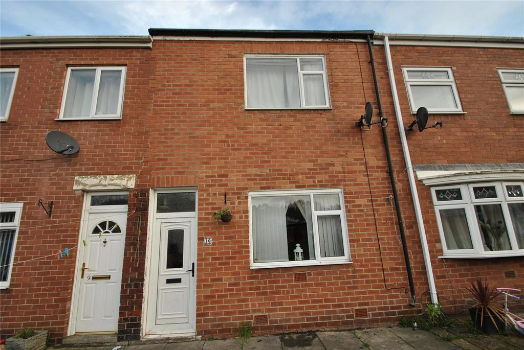 2 Bedrooms Terraced House for sale in Ewehill Terrace, Fencehouses, Houghton le Spring, Tyne and Wear, DH4