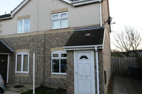 2 bedroom semi-detached house to rent - St Abbs Close, Hull, HU9 1TX