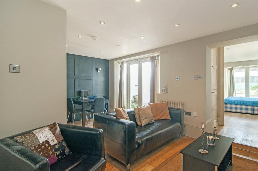 2 Bedrooms Flat for sale in Trinity Road, Wandsworth, London, SW17