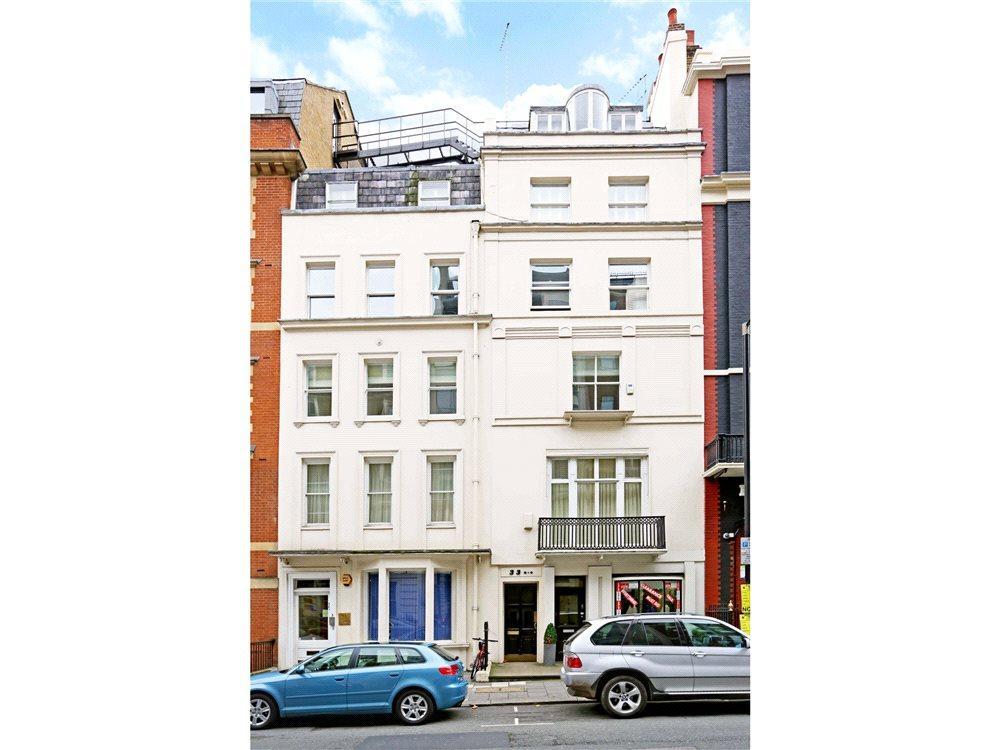 2 Bedrooms Flat for sale in Curzon Street, Mayfair, London, W1J