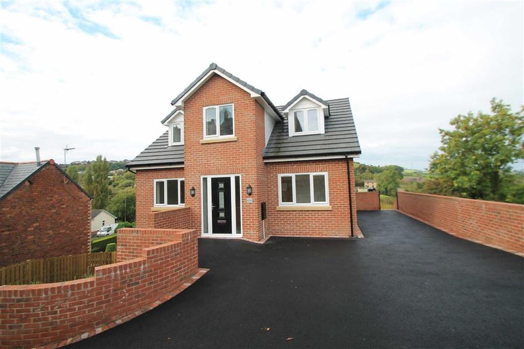 3 Bedrooms Detached House for sale in Green Road, Brymbo, Wrexham