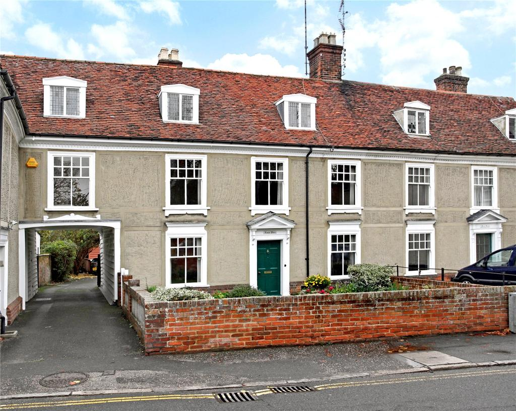 5 Bedrooms End Of Terrace House for sale in Tabors Hill, Great Baddow, Chelmsford, CM2