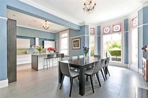 5 bedroom semi-detached house to rent - Marlborough Road, Chiswick, London, W4