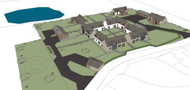 Land Commercial for sale in The Whole, West Mains Of Barras Development, Stonehaven, Aberdeenshire, AB39