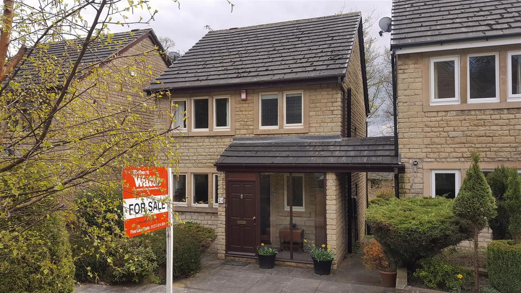3 Bedrooms Detached House for sale in Colston Close, Bradford, BD8 0BN