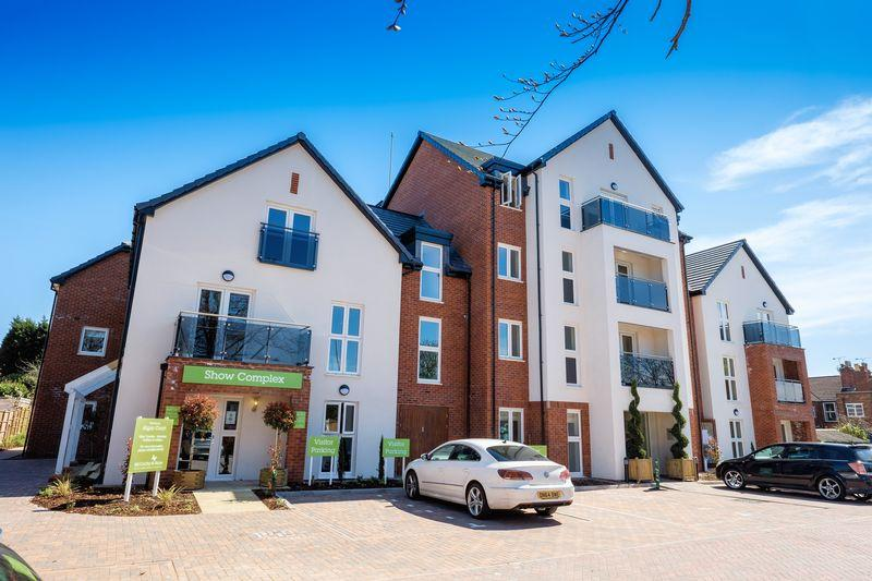 2 Bedrooms Apartment Flat for sale in Algar Court, Penn Road, Penn
