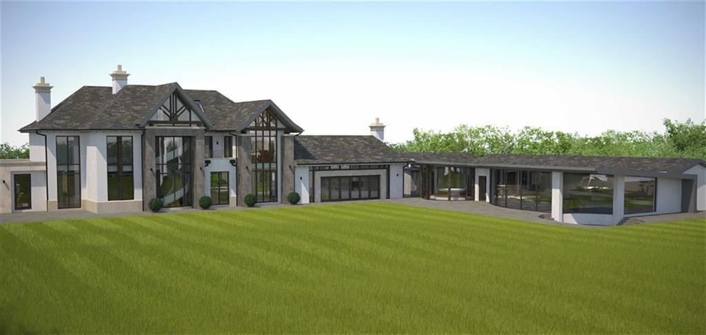 6 Bedrooms Detached House for sale in Slade Lane, Over Alderley, Macclesfield