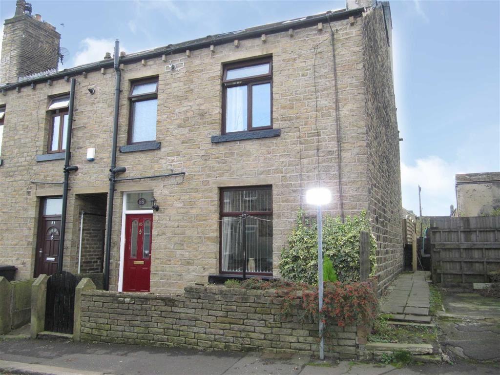 2 Bedrooms End Of Terrace House for sale in Wellington Street, Oakes, Huddersfield, HD3