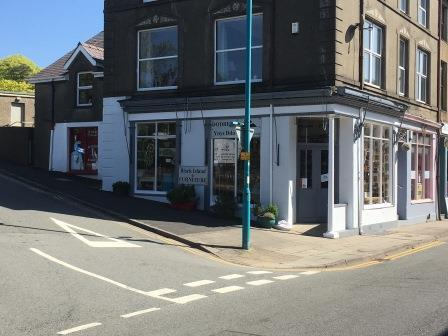 Retail Property (high Street) Commercial for sale in 41-43 High Street, Criccieth LL52