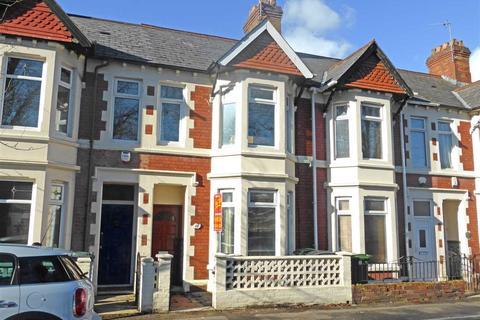 3 bedroom terraced house to rent - NEW ZEALAND ROAD, HEATH/GABALFA, CARDIFF