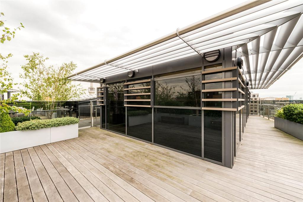 4 Bedrooms Penthouse Flat for sale in Atrium Apartments, 131 Park Road, London, NW8