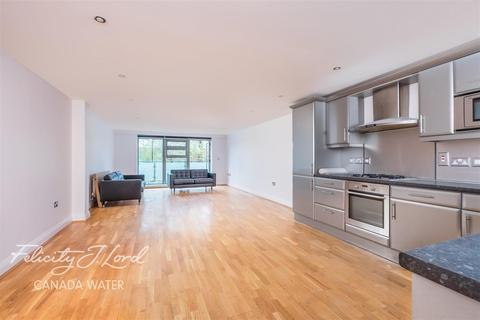 2 bedroom flat to rent - Rotherhithe street, SE16