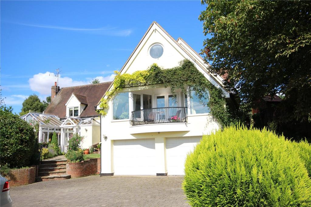 6 Bedrooms Detached House for sale in Wicken Road, Arkesden, Saffron Walden, Essex, CB11
