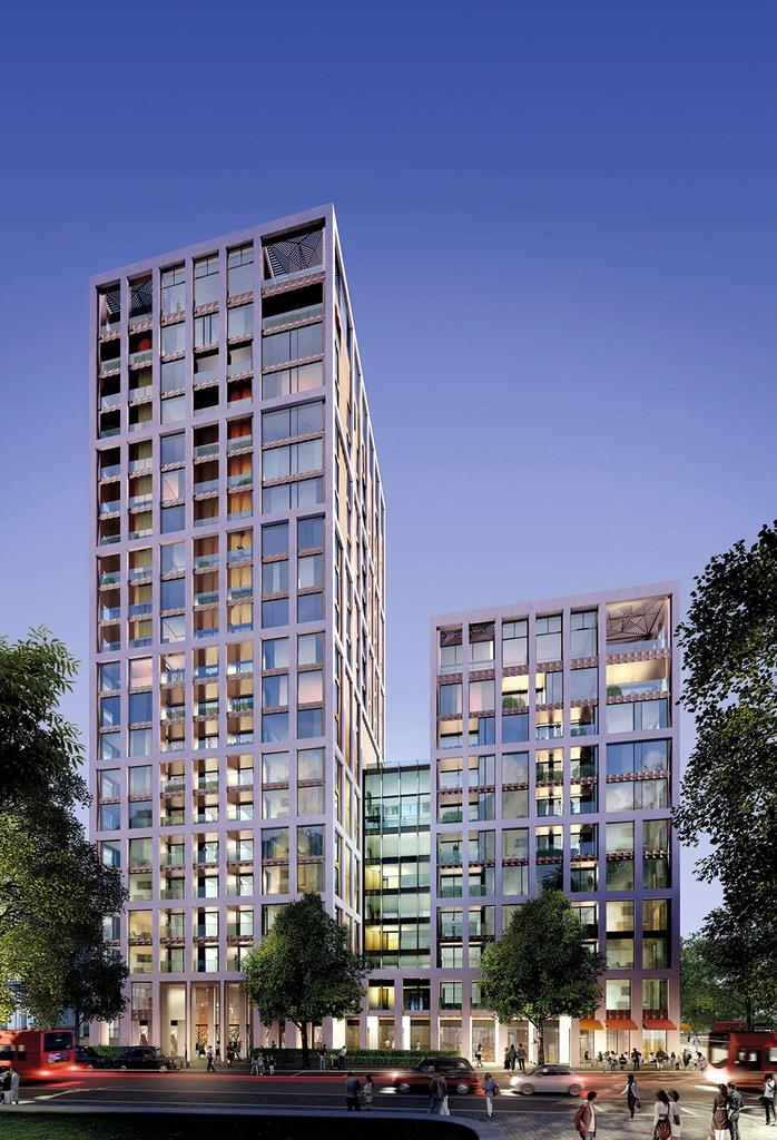 2 Bedrooms Flat for sale in Southbank Place, Belvedere Road, London, SE1