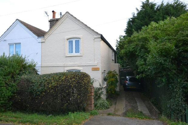 2 Bedrooms Semi Detached House for sale in Main Road, Utterby, Louth