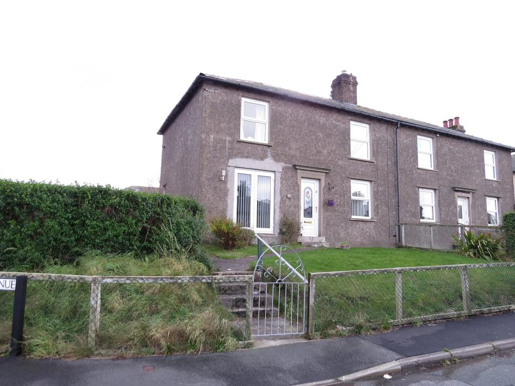 3 Bedrooms Semi Detached House for sale in Haig Avenue, Whitehaven, Cumbria