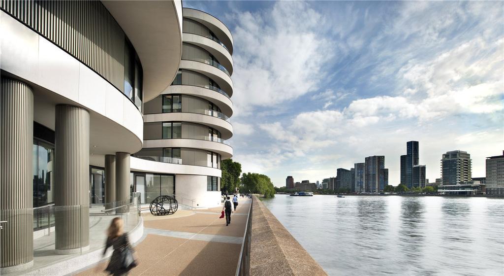 1 Bedroom Flat for sale in Riverwalk, 161 Millbank, London, SW1P