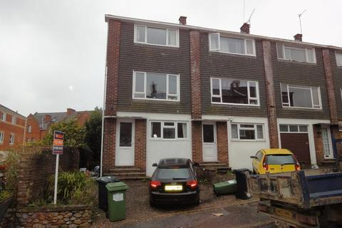 4 bedroom semi-detached house to rent - Devonshire Place, Exeter