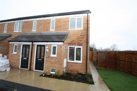 2 bedroom end of terrace house to rent - Daphne Grove