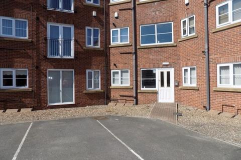 2 bedroom ground floor flat to rent - Riverwalk Apartments, Half Moon Street, Choppington