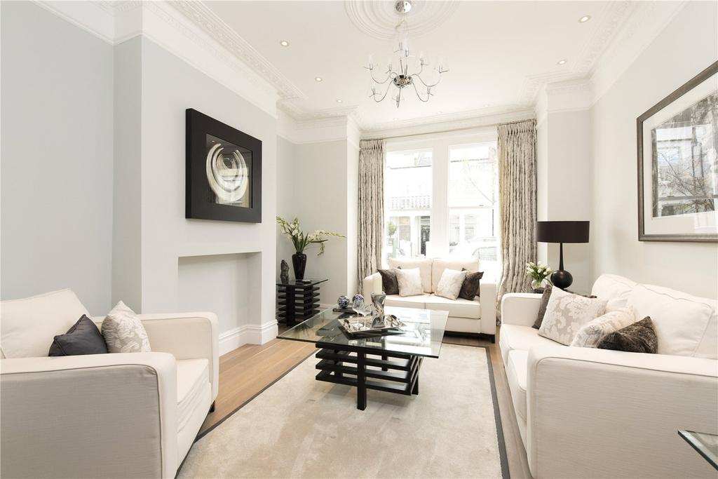 5 Bedrooms Terraced House for sale in Ringmer Avenue, Fulham, London