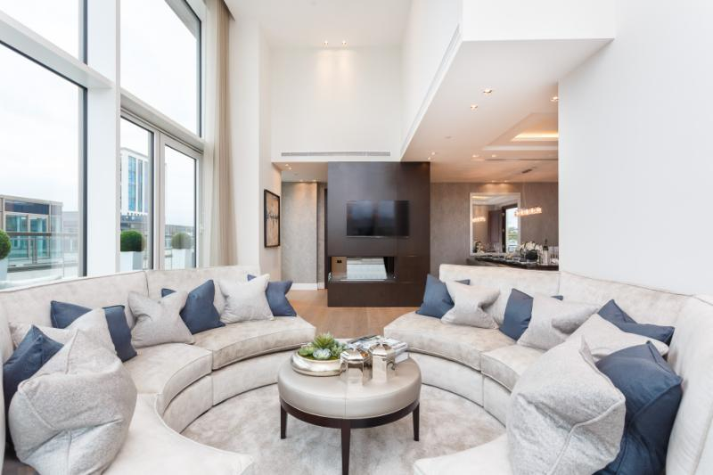 6 Bedrooms Penthouse Flat for sale in Trinity House, 375 Kensington High Street, London, W14