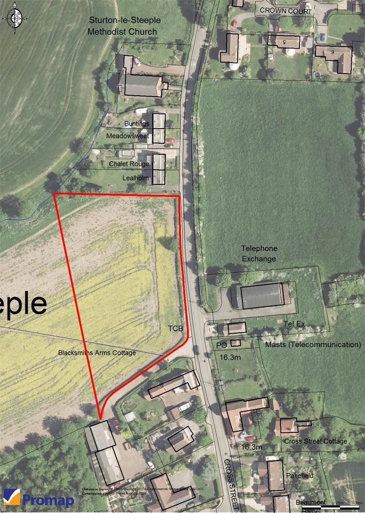 Plot Commercial for sale in Sturton-le-Steeple, Retford, Nottinghamshire