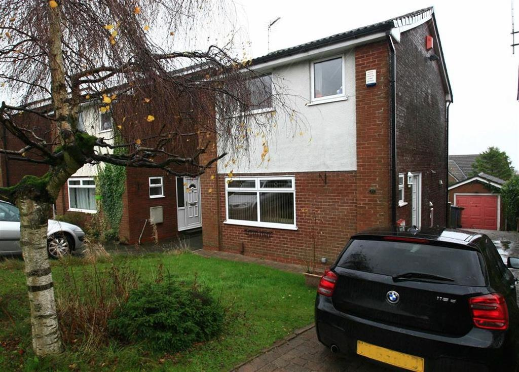 3 Bedrooms Detached House for sale in 27, Overdell Drive, Shawclough, Rochdale, OL12