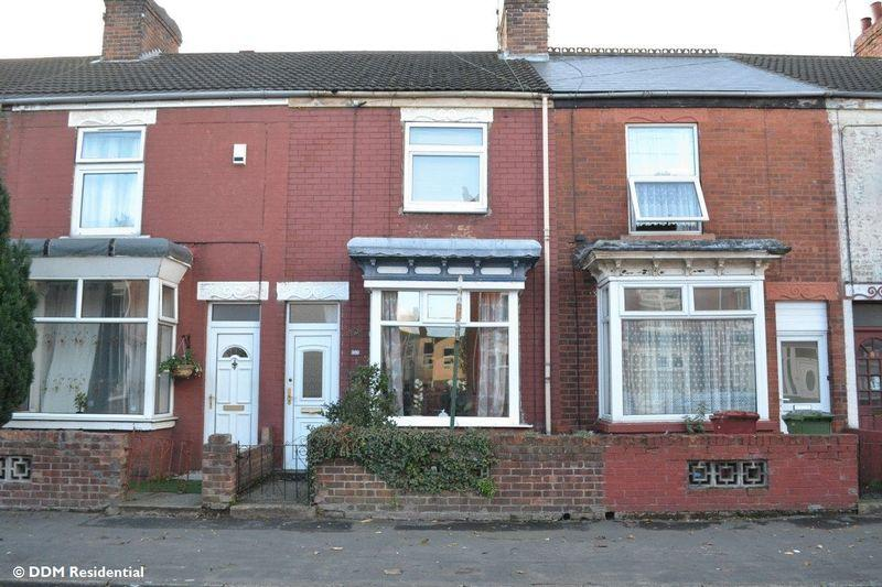 3 Bedrooms Terraced House for sale in Buckingham Street, Scunthorpe
