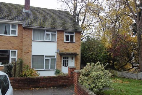 4 bedroom end of terrace house to rent - Dunvegan Close, ST. DAVIDS, Exeter