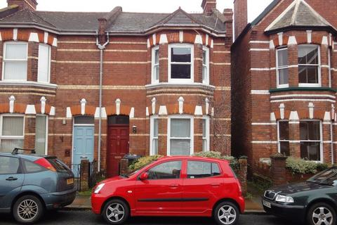 5 bedroom terraced house to rent - Park Road, MOUNT PLEASANT, Exeter