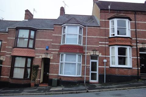 3 bedroom terraced house to rent - Herschell Road, ST JAMES, Exeter