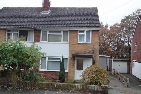 4 bedroom semi-detached house to rent - Dunvegan Close, ST DAVIDS, Exeter