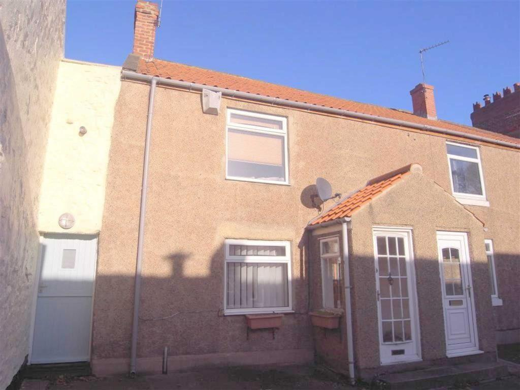 2 Bedrooms Terraced House for sale in Church View, Heighington Village, Newton Aycliffe