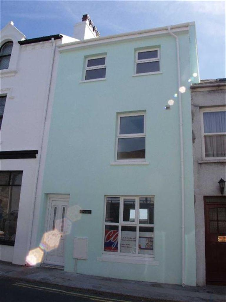 2 Bedrooms Town House for sale in High Street, Port St Mary