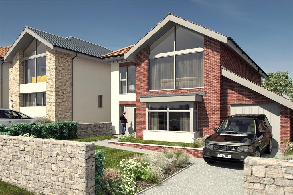 3 Bedrooms Detached House for sale in Durlston Point, 2 Drummond Road, Swanage, Dorset, BH19