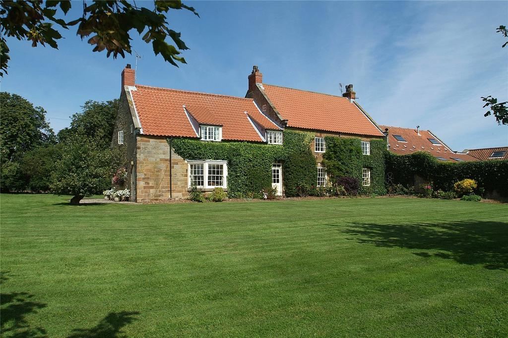 8 Bedrooms Equestrian Facility Character Property for sale in Brandsby, YORK, North Yorkshire