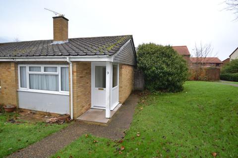 2 bedroom terraced bungalow to rent - Lowndes Way, Winslow