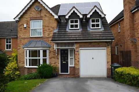4 bedroom detached house for sale - Rushcroft, Cote Farm, Thackley,