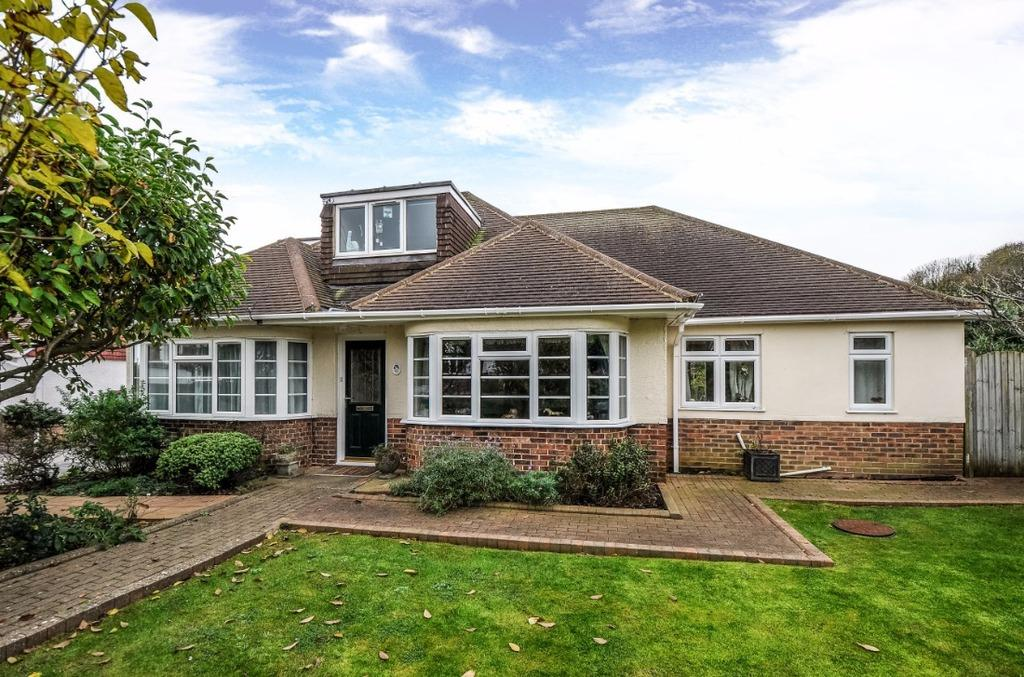 4 Bedrooms Detached House for sale in Eley Drive Rottingdean East Sussex BN2