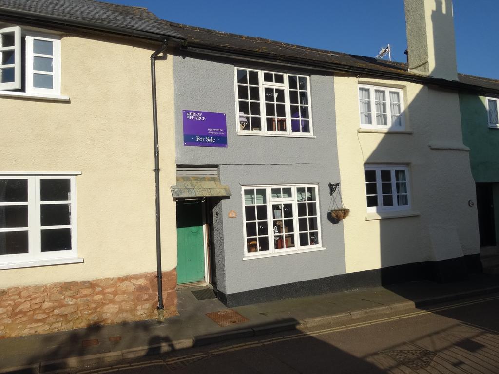 1 Bedroom Cottage House for sale in 9 High Street, Kenton EX6