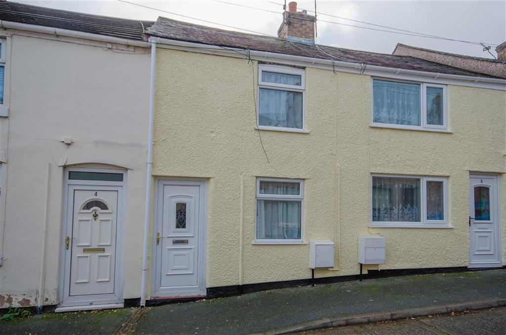 2 Bedrooms Terraced House for sale in Albert Street, Leeswood, Mold
