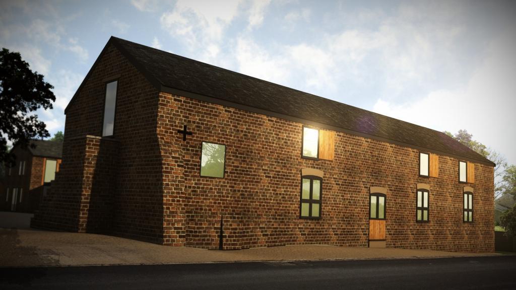 3 Bedrooms End Of Terrace House for sale in Ladybridge Barns, Ladybridge Road, Cheadle Hulme
