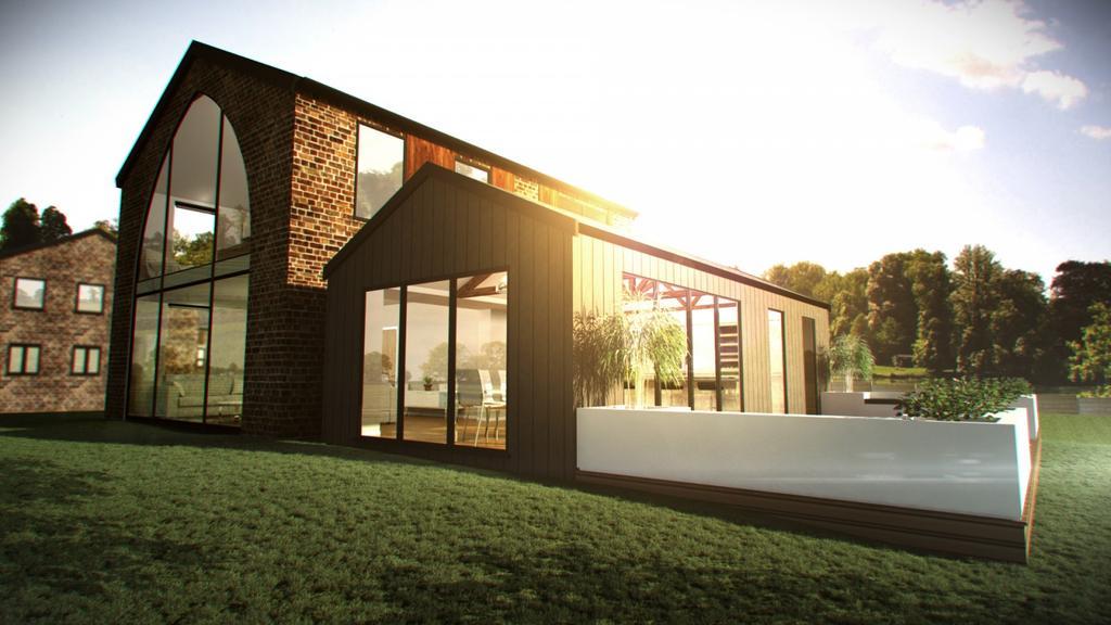 4 Bedrooms Detached House for sale in Ladybridge Barn, Ladybridge Road, Cheadle Hulme