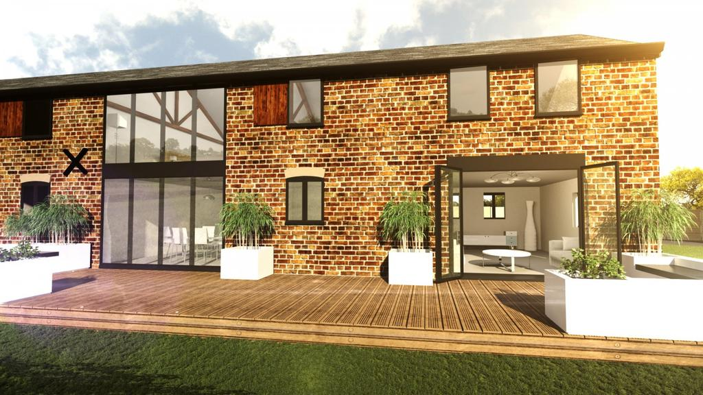 4 Bedrooms Semi Detached House for sale in Ladybridge Barns, Ladybridge Road, Cheadle Hulme