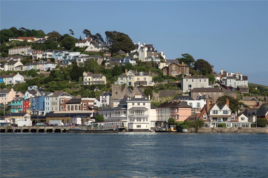 3 Bedrooms Flat for sale in Royal Dart, Kingswear, Dartmouth, Devon, TQ6