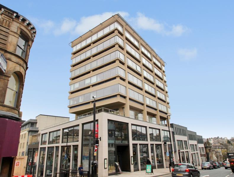 2 Bedrooms Flat for sale in HARROGATE HOUSE, PARLIAMENT STREET, HARROGATE, HG1 2BU