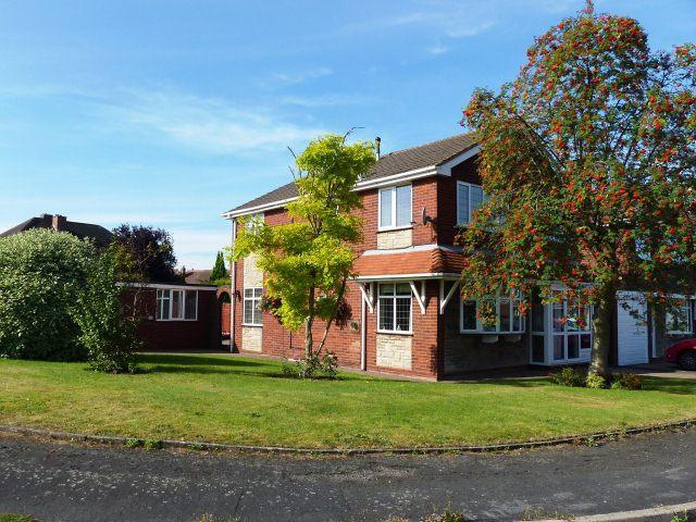 3 Bedrooms Detached House for sale in Julian Close,Great Wyrley,Staffordshire